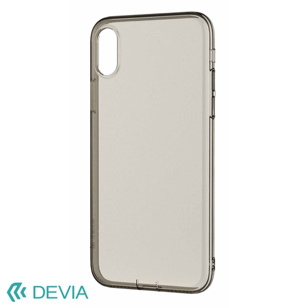 Devia iPhone XR Naked case Clear tea