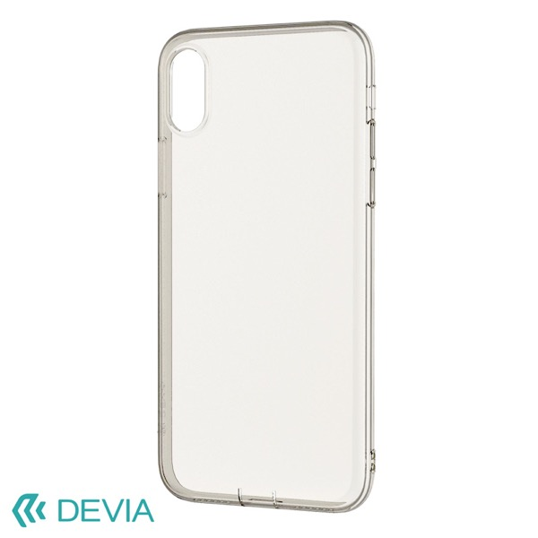 Devia iPhone XS Max Naked case Clear
