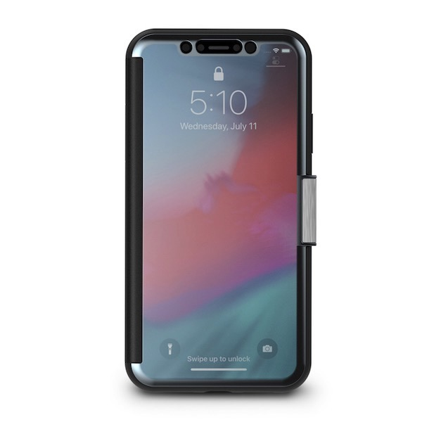 moshi iPhone XR StealthCover Gunmetal Gray