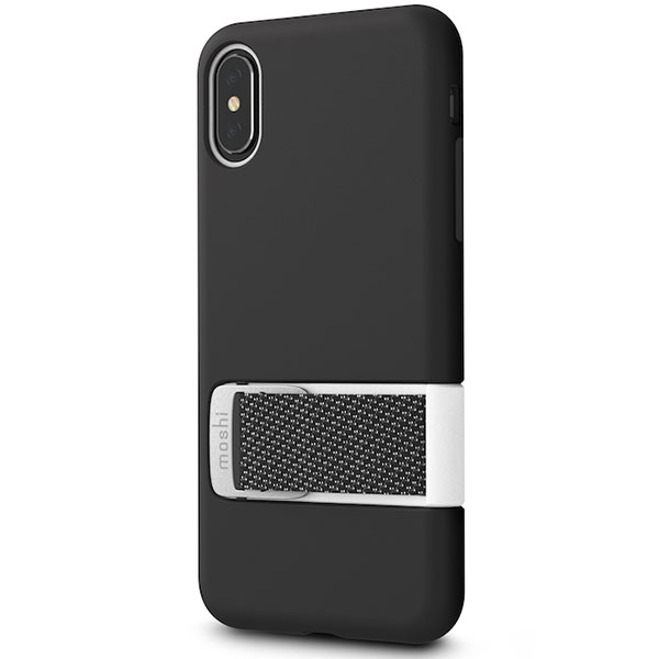 moshi iPhone XS / X Capto Black