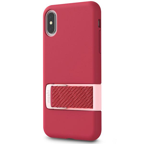 moshi iPhone XS / X Capto Pink