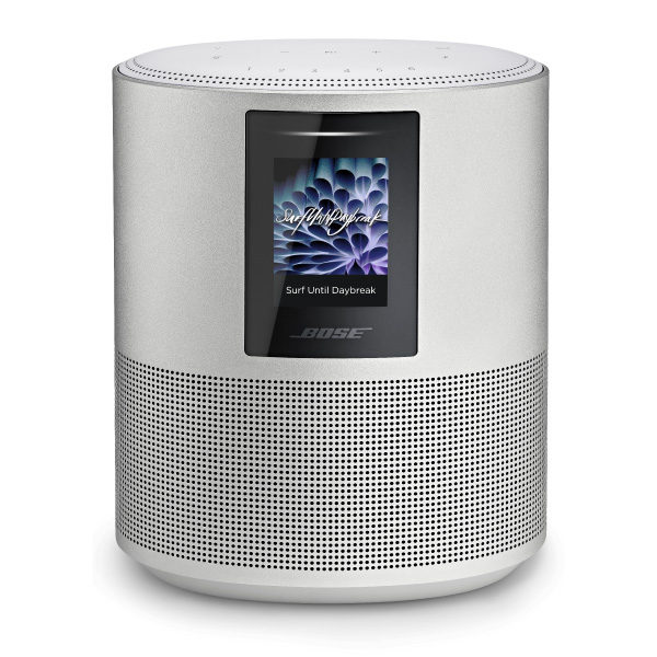 BOSE Home Speaker 500 Amazon Alexa搭載 Bluetooth ワイヤレス スマートスピーカー Luxe Silver