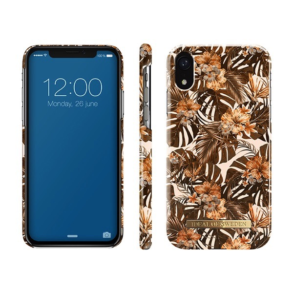 IDEAL OF SWEDEN iPhone XR FASHION CASE A/W 18 AUTUMN FOREST