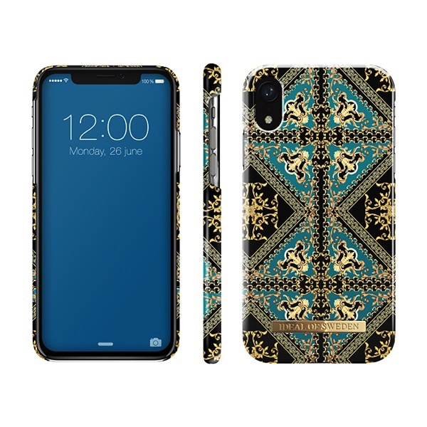 IDEAL OF SWEDEN iPhone XR FASHION CASE A/W 18 BAROQUE ORNAMENT