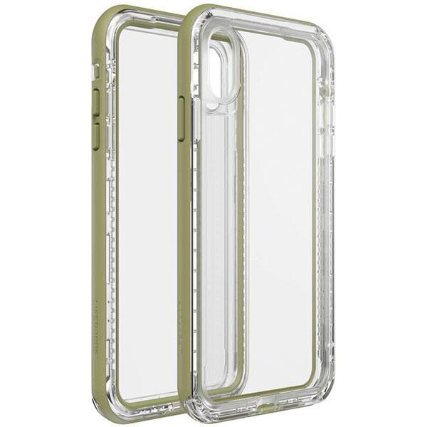 LifeProof iPhone XS Max NEXT 防塵・防雪・耐衝撃ケース ZIP LINE