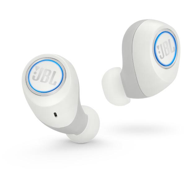 JBL FREE X 完全ワイヤレス Bluetooth イヤホン ホワイト