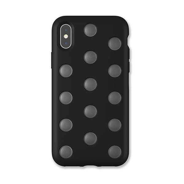 AndMesh iPhone XS / X Layer Case Black
