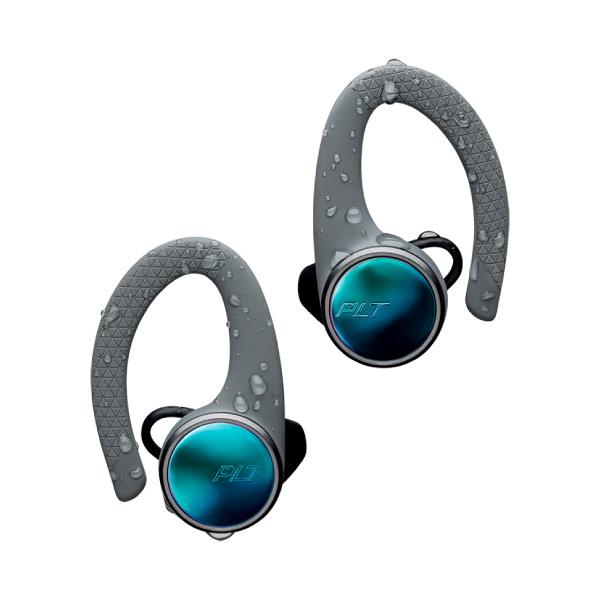 PLANTRONICS Bluetooth 5.0 完全ワイヤレス ステレオイヤホン BackBeat FIT 3100 グレー