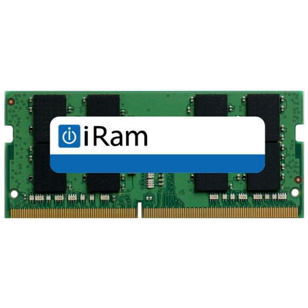 iRam PC4-21333 DDR4 2666MHz SO.DIMM 32GB