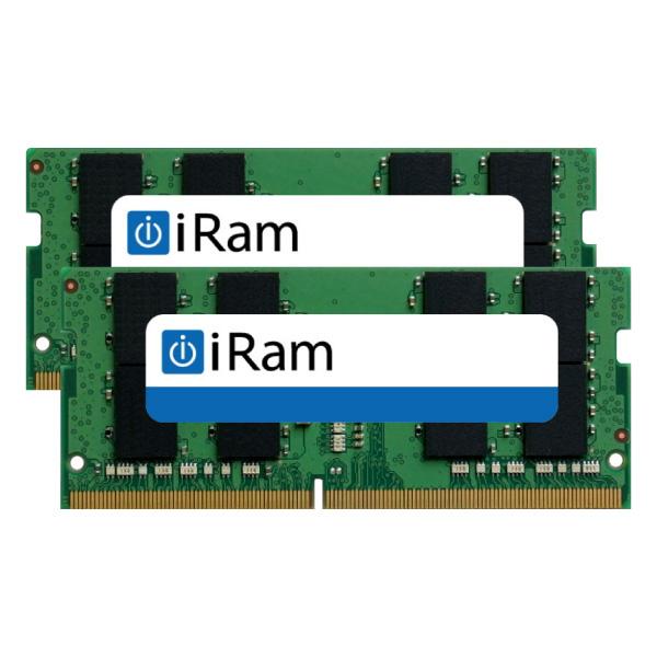 iRam PC4-21333 DDR4 2666MHz SO.DIMM 16GB (2x8GB)