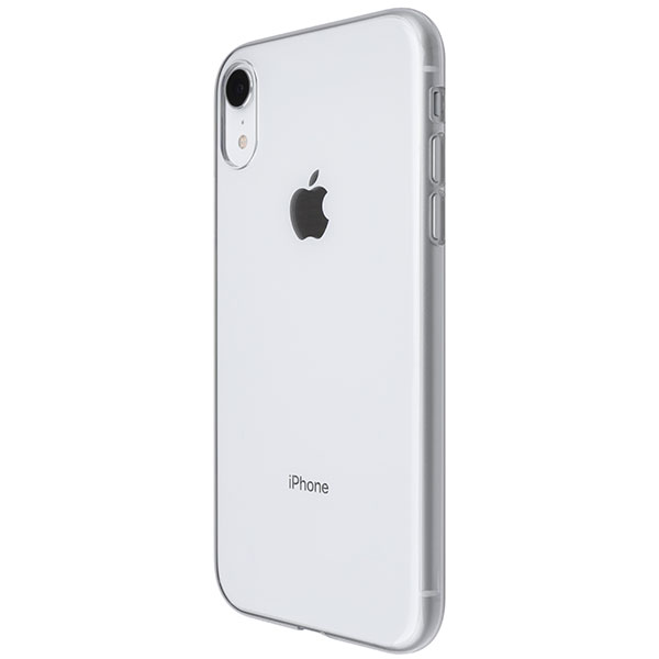 PowerSupport iPhone XR エアージャケット Clear