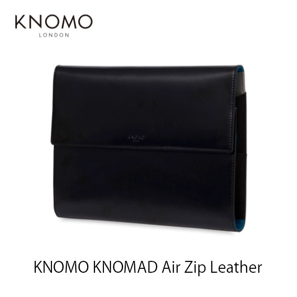 KNOMO LONDON KNOMAD Air Zip Leather