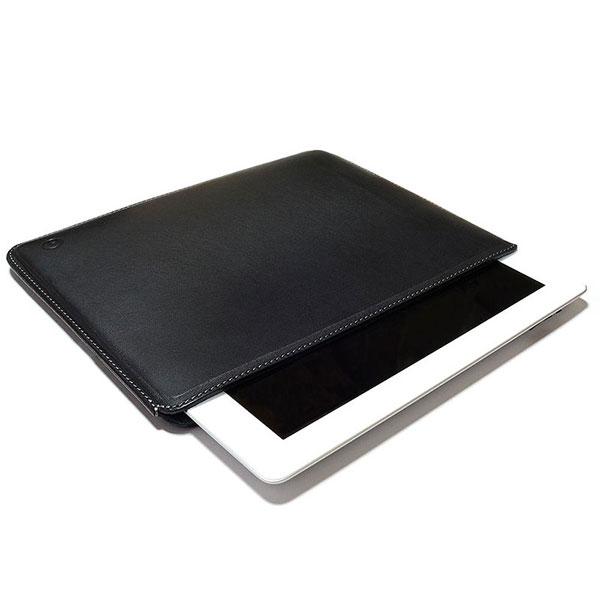 buzzhouse design 11インチ iPad Pro 第1 / 2世代 ハンドメイドレザーケース (ノーマルサイズ) ブラック