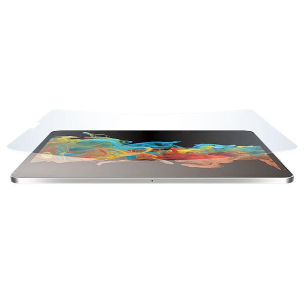 PowerSupport 12.9インチ iPad Pro 第3世代 AFP Crystal Fiim set クリスタルフィルムセット