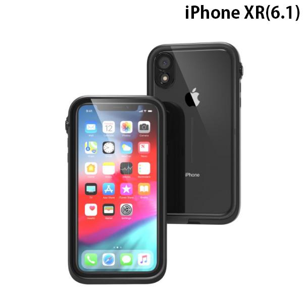 Catalyst iPhone XR 完全防水ケース ブラック