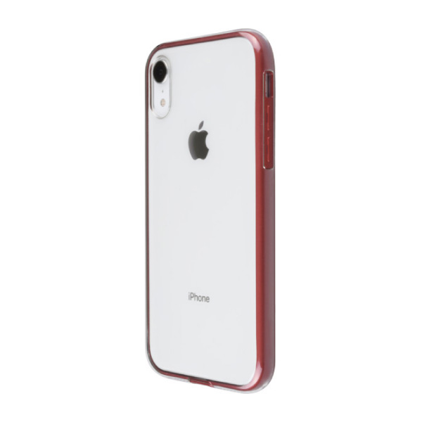 PowerSupport iPhone XR Air jacket Shockproof エアージャケット ショックプルーフ レッド