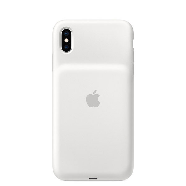 Apple iPhone XS Max Smart Battery Case - ホワイト