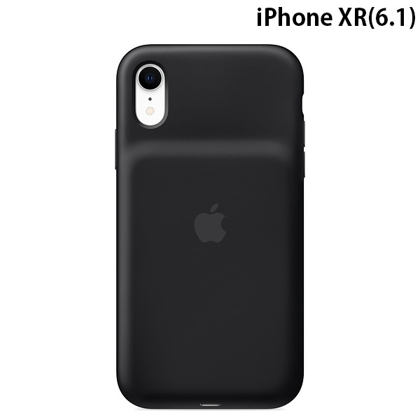 Apple iPhone XR Smart Battery Case - ブラック