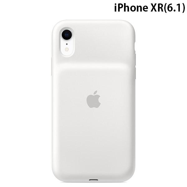 Apple iPhone XR Smart Battery Case - ホワイト
