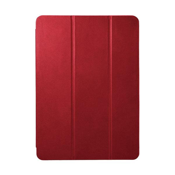 BUFFALO 11インチ iPad Pro 3アングルレザーケース レッド