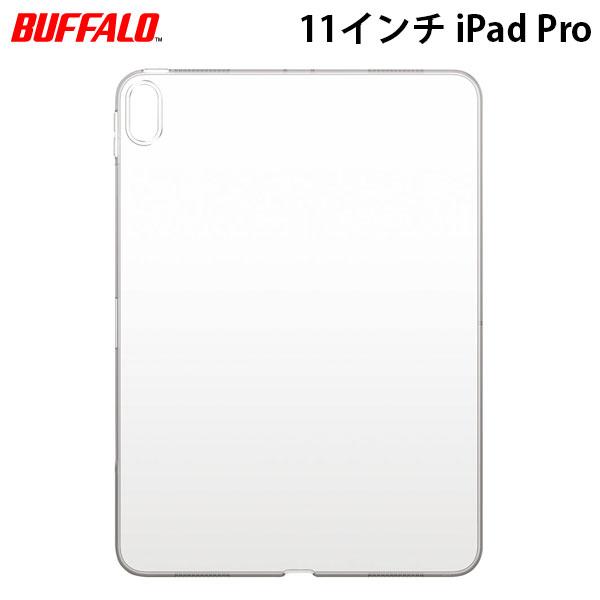 BUFFALO 11インチ iPad Pro ソフトケース クリア