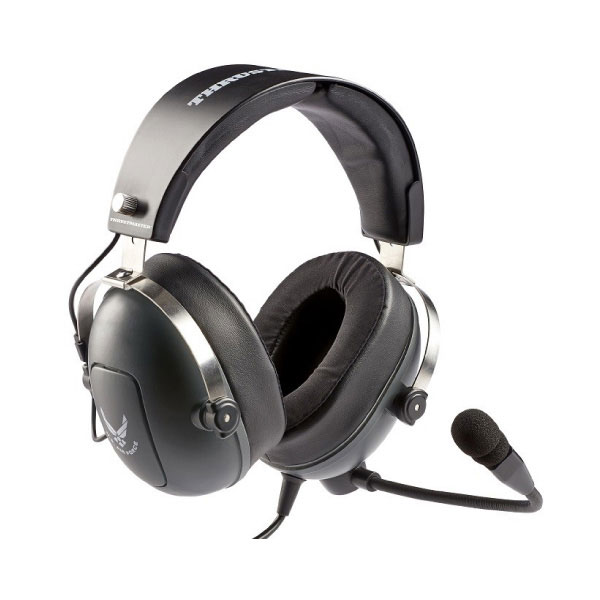 Thrustmaster T-Flight U.S. Air Force Edition Gaming HEADSET 米国空軍公式ライセンス取得 ゲーミングヘッドセット