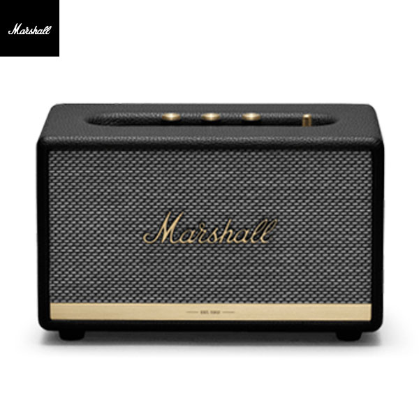Marshall Headphones STANMORE II Bluetooth スピーカー Black