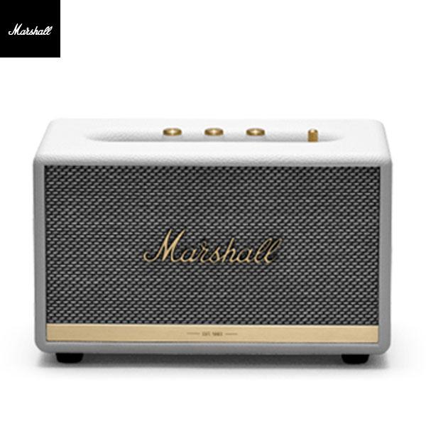 【国内正規品】 Marshall Headphones STANMORE II Bluetooth スピーカー White