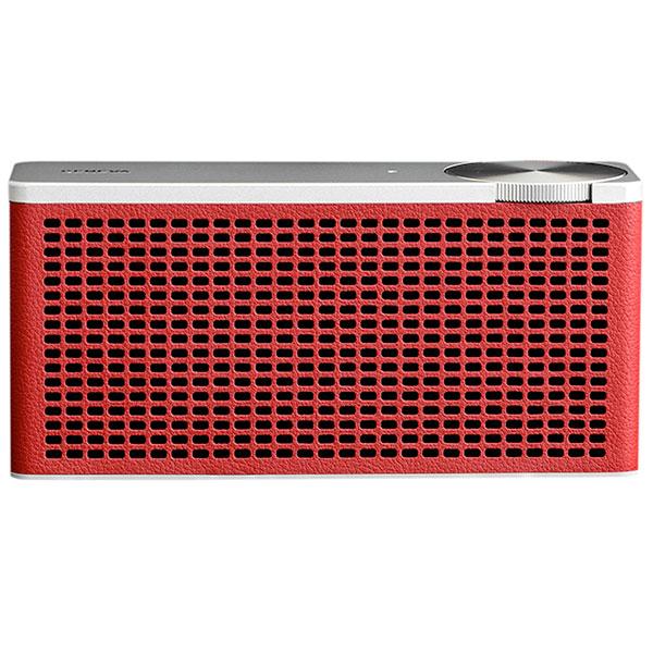 GENEVA Touring XS 有線 / Bluetooth ワイヤレス ポータブルスピーカー Red