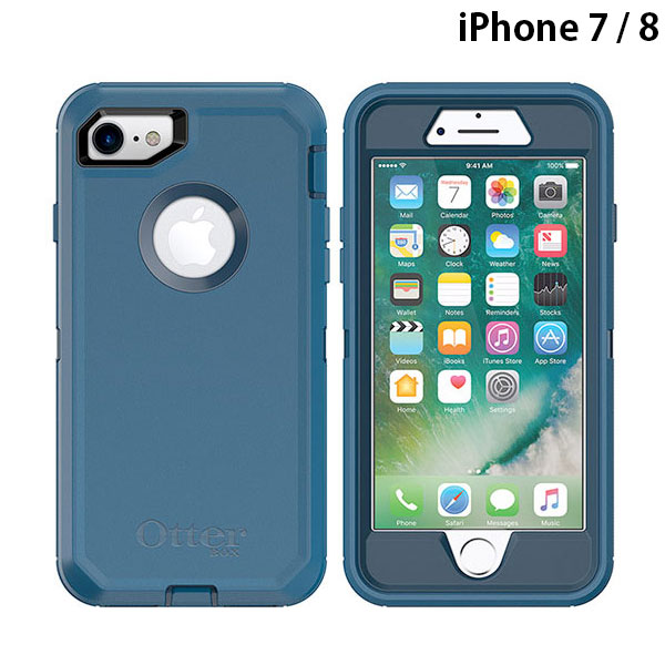 OtterBox iPhone 8 / 7 Defender Series Bespoke Way