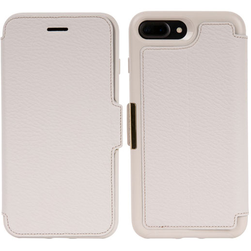 OtterBox iPhone 8 Plus / 7 Plus Leather Folio Soft Opal