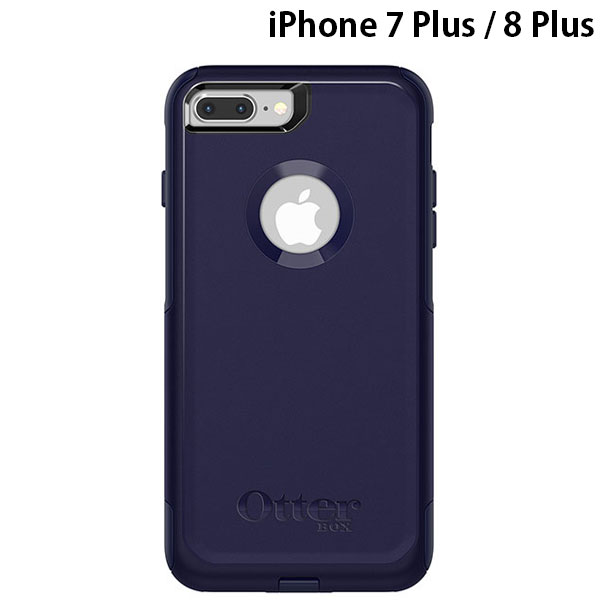 OtterBox iPhone 8 Plus / 7 Plus Commuter Series Indigo Way