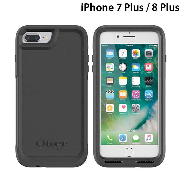 OtterBox iPhone 8 Plus / 7 Plus Pursuit Series Black