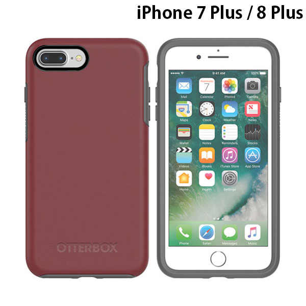OtterBox iPhone 8 Plus / 7 Plus Symmetry Series Fine Port