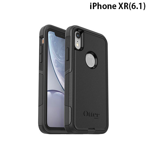 OtterBox iPhone XR Commuter BLACK