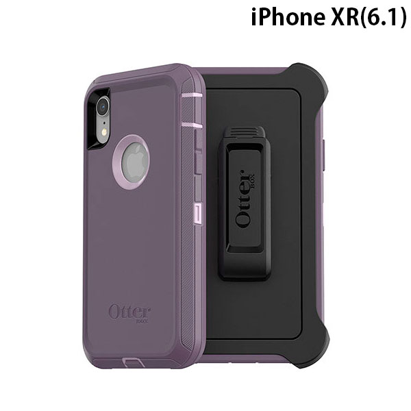 OtterBox iPhone XR DEFENDER PURPLE NEBULA