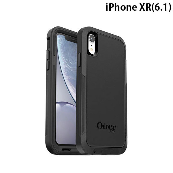 OtterBox iPhone XR Pursuit BLACK
