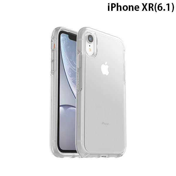 OtterBox iPhone XR SYMMETRY CLEAR CLEAR