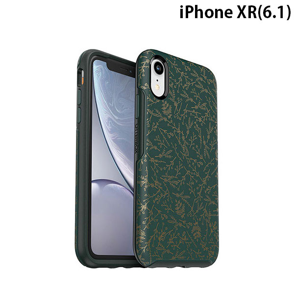 OtterBox iPhone XR Symmetry PLAY THE FIELD