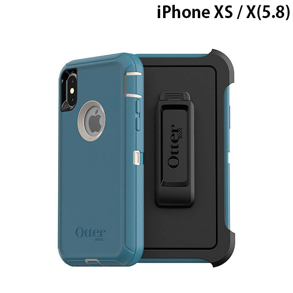 OtterBox iPhone XS / X DEFENDER BIG SUR