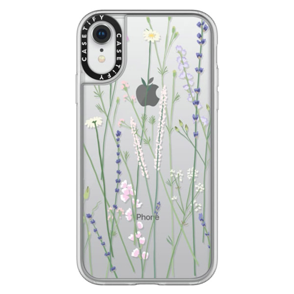 Casetify iPhone XR grip Gigi Garden Florals