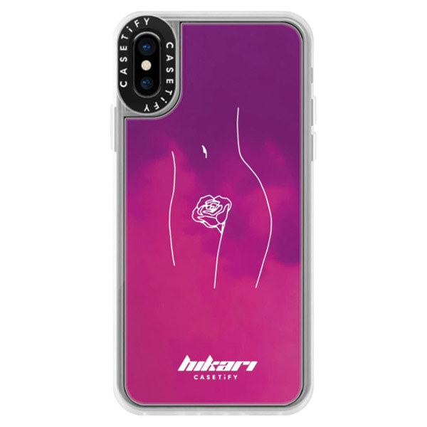 Casetify iPhone XS Dirty Jokes Collection Delicate sand