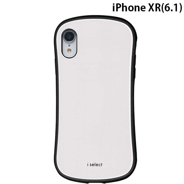 gourmandise iPhone XR I SELECT ホワイト