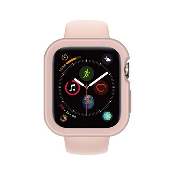 SwitchEasy Apple Watch 40mm Series 4 / 5 / 6 / SE Colors TPU ケース Pink