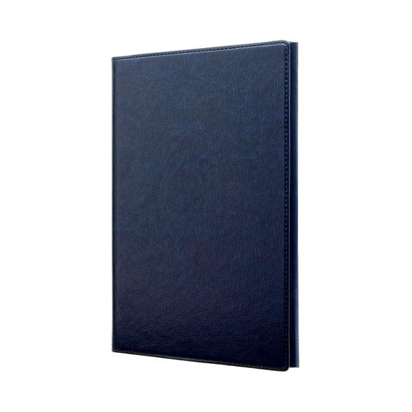LEPLUS iPad mini 第5世代 / 4 極薄一枚革フラップケース「PAGE」 ネイビー