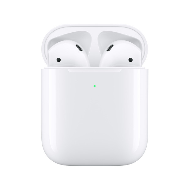 Apple AirPods with Wireless Charging Case (第2世代)