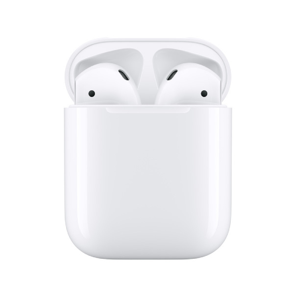 Apple AirPods with Charging Case (第2世代)