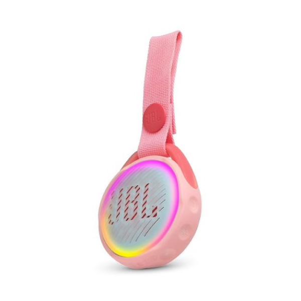 JBL JR POP ポータブル Bluetoothスピーカー IPX7 防水 ピンク