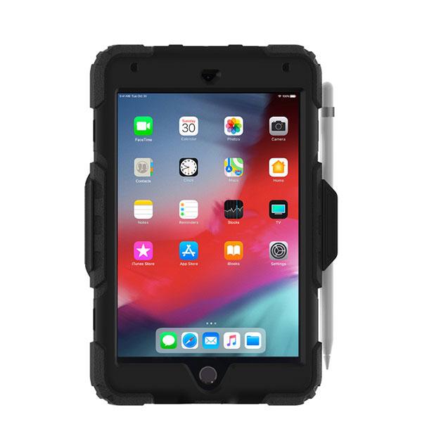 Griffin Technology iPad mini 第5世代 / 4 Griffin Survivor All-Terrain 耐衝撃ケース スタンド機能付き Black