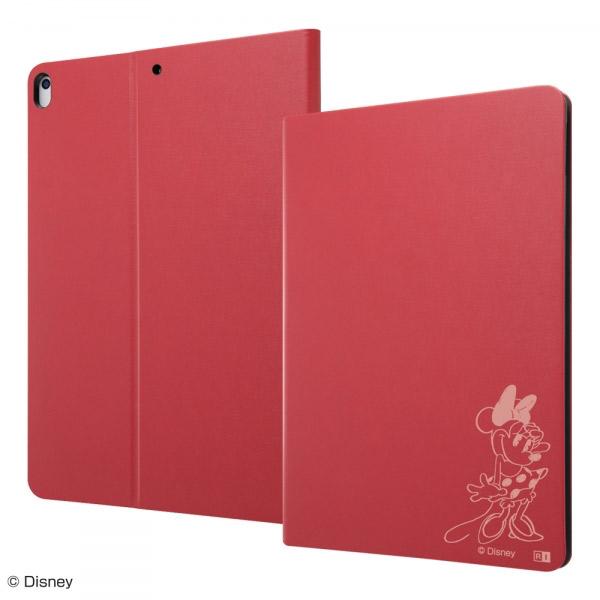 ingrem 10.5インチ iPad Air 第3世代 / Pro ディズニーキャラクター レザーケース ミニーマウス_15
